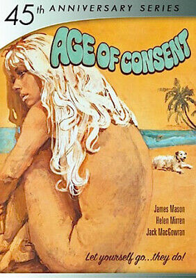 Age of Consent DVD NEW