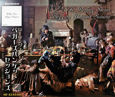The Rolling Stones Beggars Banquet Sessions 3Cd