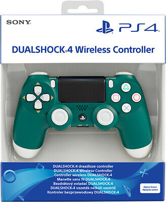 Controller Sony Wireless Ps4 Alpine Green V2 Dualshock 4 Pad Playstation 4 Verde