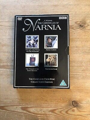 CS Lewis The Chronicles Of Narnia - Complete Four Disc Collector's Edition