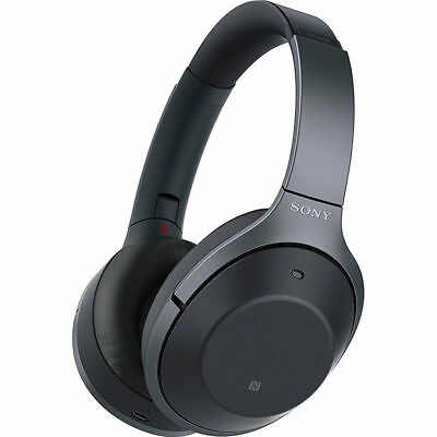 Sony Noise Cancelling WH1000XM3 Over Ear Wireless Bluetooth Headphones Black