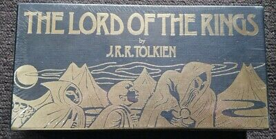The Lord Of The Rings J.R.R. Tolkien 13Audio Tape Cassette Box Set BBC 1987 RARE