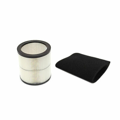 Craftsman 17884 Shop Vacuum Filter and Shop Vacuum 17888 Foam Filter Sleeve
