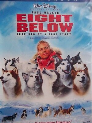 Eight Below (Widescreen Edition) DVD Paul Walker - Disney