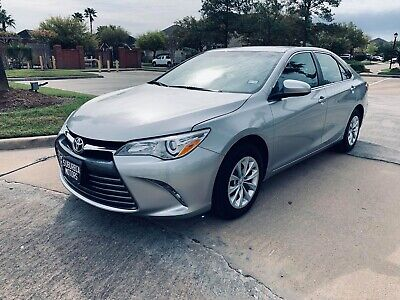 2016 Toyota Camry Le 2016 Toyota Camry