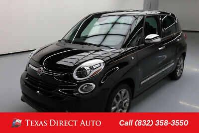 2017 Fiat 500L Lounge Texas Direct Auto 2017 Lounge Used Turbo 1.4L I4 16V Automatic FWD Hatchback