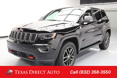 2017 Jeep Grand Cherokee Trailhawk Texas Direct Auto 2017 Trailhawk Used 5.7L V8 16V Automatic 4WD SUV