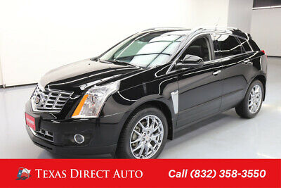 2014 Cadillac SRX Premium Collection Texas Direct Auto 2014 Premium Collection Used 3.6L V6 24V Automatic FWD SUV