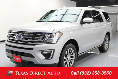 2018 Ford Expedition Limited Texas Direct Auto 2018 Limited Used Turbo 3.5L V6 24V Automatic 4WD SUV