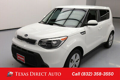 2016 KIA Soul  Texas Direct Auto 2016 Used 1.6L I4 16V Manual FWD Hatchback
