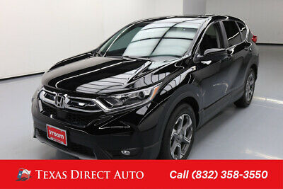 2018 Honda CR-V EX Texas Direct Auto 2018 EX Used Turbo 1.5L I4 16V Automatic FWD SUV