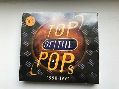 Top Of The Pops 1990-1994 3 CD Compilation