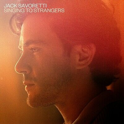 Jack Savoretti - Singing To Strangers New Release (CD ALBUM - NEW SEALED - 2019)