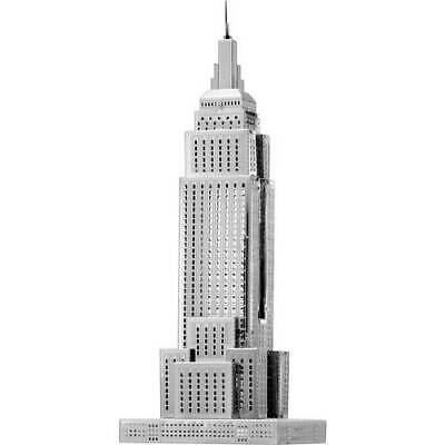 Kit di metallo metal earth empire state building (kpp)