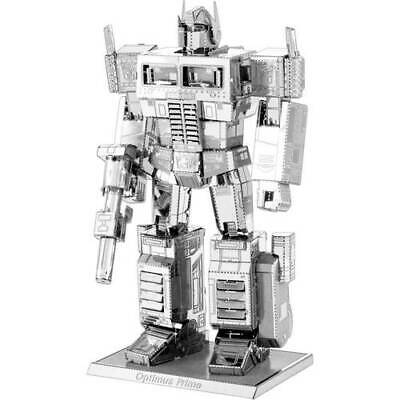 Kit di metallo metal earth transformers optimus prime (tkx)