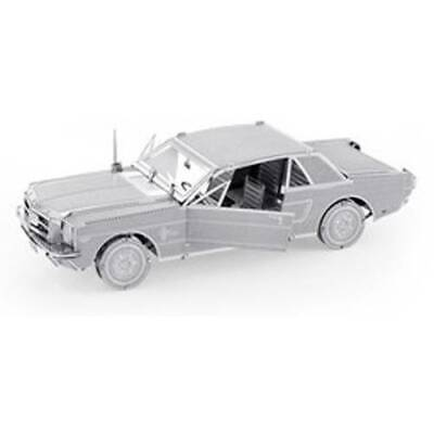 Kit di metallo metal earth ford 1965 mustang (mig)