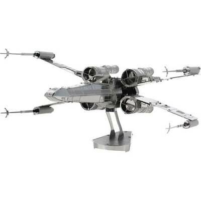 Kit di metallo metal earth star wars x wing (lez)