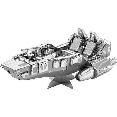 Kit di metallo metal earth star wars first order snow speeder (nhk)
