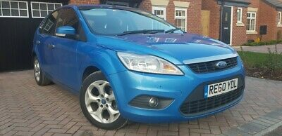 Ford Focus Sport 1.6  TDCI 2010/60 DRIVES FAULTLESS GUARANTEED