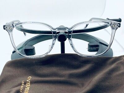 96dcfc329a350 NEW OLIVER PEOPLES EBSEN OV 5345U workman grey (1132-48-20-148 ...