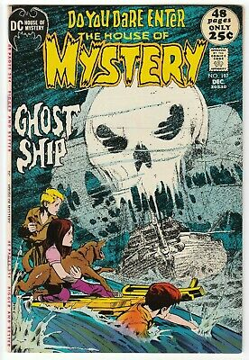 House Of Mystery #197 Dec 1971 Vf+ 8.5 Dc Comics Neal Adams Cover