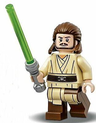 LEGO QUI-GON JINN Minifigure NEW - 75169 - Star Wars
