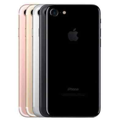 New in Box Apple iPhone 7 32GB 128GB GSM Unlocked Rose Gold Black Silver etc