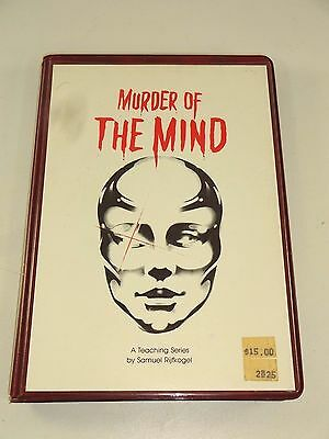 VTG - Murder of the Mind ~ Samuel Rijfkogel - Audiobook Teaching Series Cassette