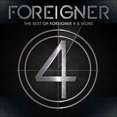 Best of Foreigner 4 & More FOREIGNER CD