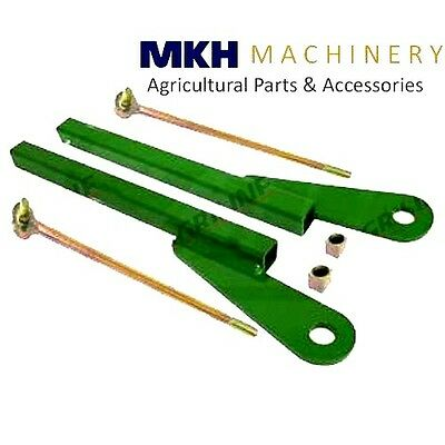 Pick Up Hitch Rod Kit Fits John Deere 6120 6220 6320 6420 6520 6620 Tractors