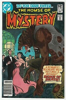House Of Mystery #292 May 1981 Vf- 7.5 Dc Comics
