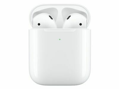 Apple AirPods, 2. Generation, inkl. kabellosem Ladecase