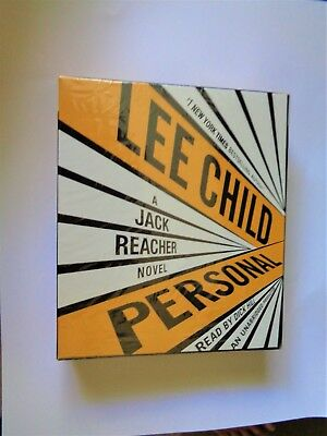 Personal: A Jack Reacher Novel By Lee Child-Unabridged-Read By Dick Hill