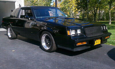 1987 Buick Grand National  NO RESERVE 1987 Buick Grand National - Street Legal Race Car