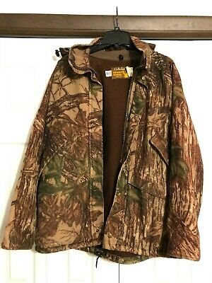 f4faceba65c24 Vintage Cabela's MT050 Gore-Tex Insulated Hunting Jacket - Realtree - Large  USA