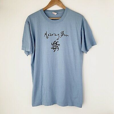 e0d8d2e6 Early 90s MAZZY STAR Vintage Band Tee Shirt 1990s Sonic Youth Bloody  Valentine