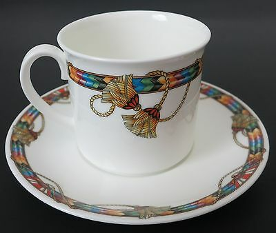 "Villeroy & Boch MESSALINA Fine Bone China Set 5 ¾"" Saucer and 3"" x 2 ¾"" Cup"