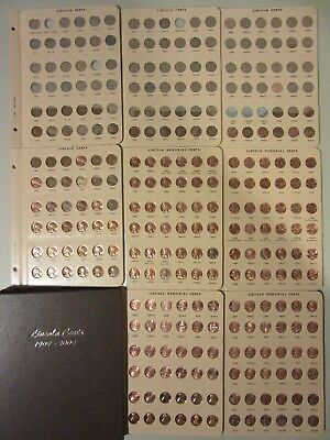 USA BETTER LOT LINCOLN CENT HIGHER GRADE 1909-2016 w/285 COINS w/PROOFS READ!