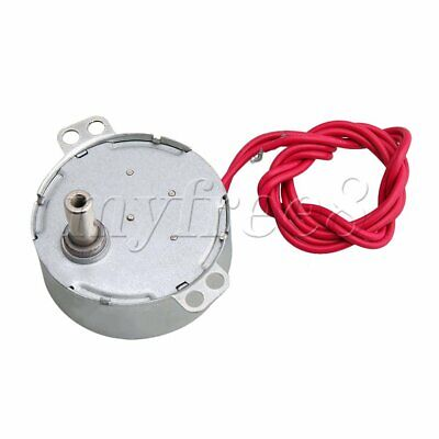 AC12V 2-2.4RPM Synchronous Speed Reduction Motor 10KGF.CM Torque Craft Tool