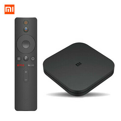 Xiaomi Mi TV Box S 2GB+8GB Android 8.1 4K TV-Konsole WiFi Ultra HD Media Player
