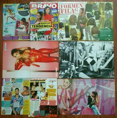 Ariana Grande - posters articles clippings
