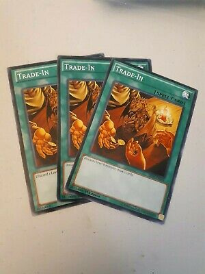 Trade in, Common,random sets, NM X3 (Playset)