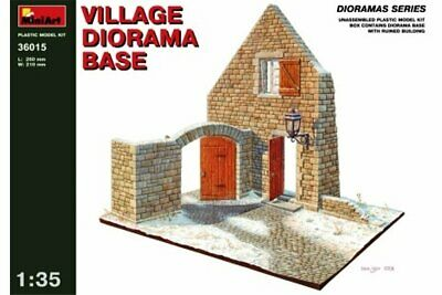 MINIART 36015 1/35 Village Diorama Base