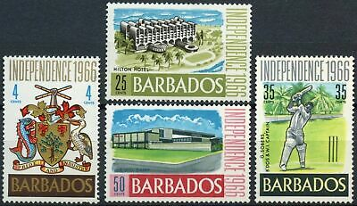 Barbados 1966 SG#356-9 Independence MNH Set #D82299