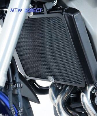 Yamaha XSR900 (2019) R&G Racing black radiator guard protector cover