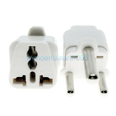 Universal to South Africa BS546 (Type M) Power Plug adapter AC100~250V 15A WT