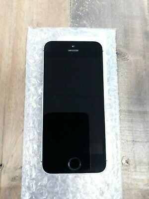 Apple iPhone 5s - 16GB - Space Grey (Unlocked) Graded