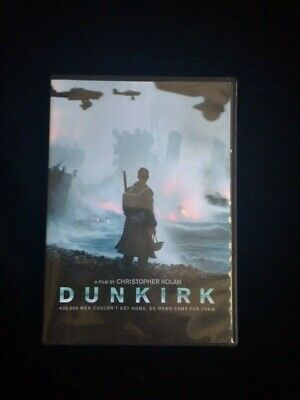 Dunkirk (DVD, 2017) With Special Features Disc