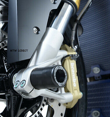 R&G RACING Fork Stunt Pegs for BMW HP4 (2009-2014)