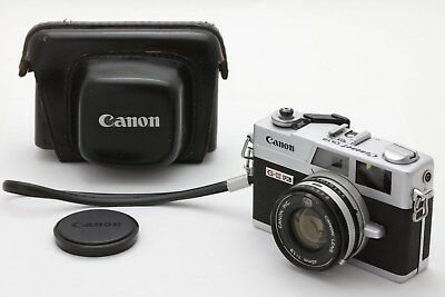 Canon Canonet QL19 GIII Rangefinder Film Camera 45mm f/1.9 From Japan *EXC+++++*